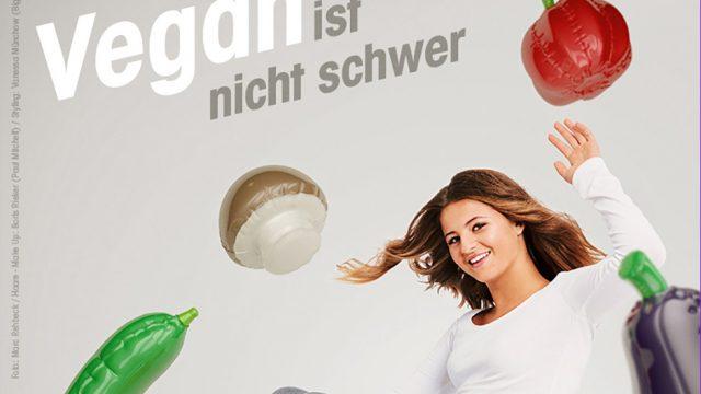 Emma Schweiger vegan ist nicht schwer
