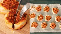 Pizzaröllchen